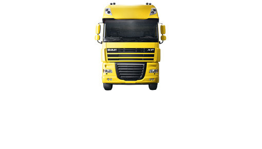 DAF XF105 Parking Coolers