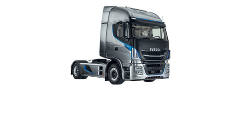 IVECO Stralis II Parking coolers