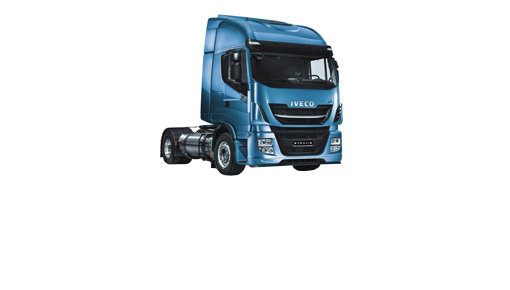 IVECO Stralis I Parking Coolers