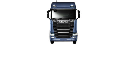 Scania G Parking coolers