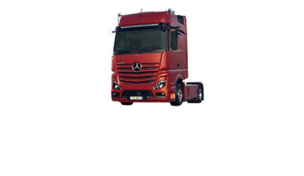 Mercedes Actros MP5