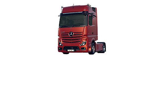 Mercedes Actros MP5 Refroidisseurs de stationnement