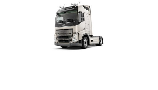 Volvo FH5 Parking Coolers