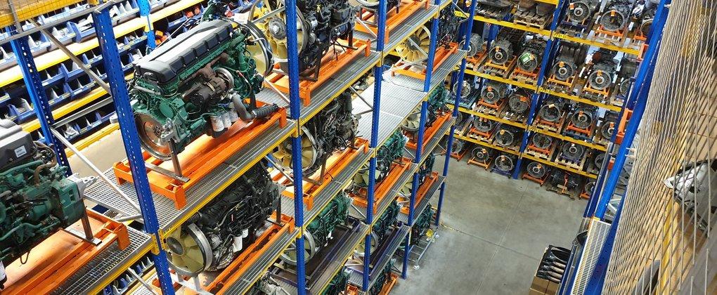 BAS Parts: 60.000 truck parts