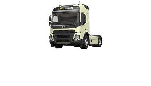 Volvo FMX5 Parking Coolers