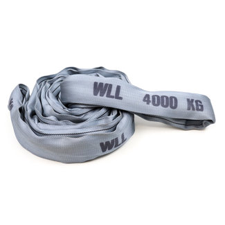 Roundsling DV-40 Grey WLL 4000 kg with double cover