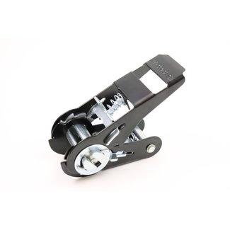 Ratel 25 mm standaard zwart