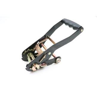 Ratchet 50 mm wide handle black