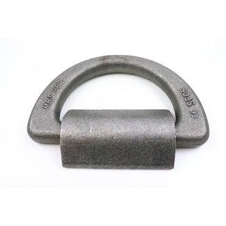D-ring met aanlascap