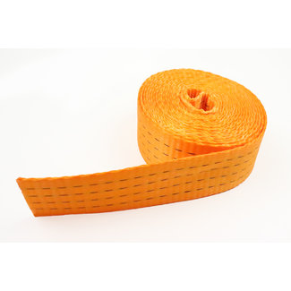 Polyester spanbandweefsel 50 mm BL 6000  kg