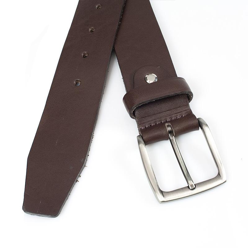 JV Belts Jeans herenriem bruin