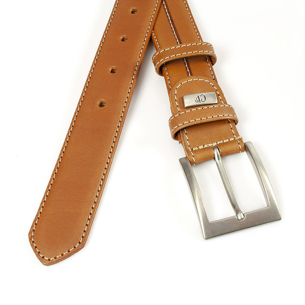 JV Belts Camel heren riem