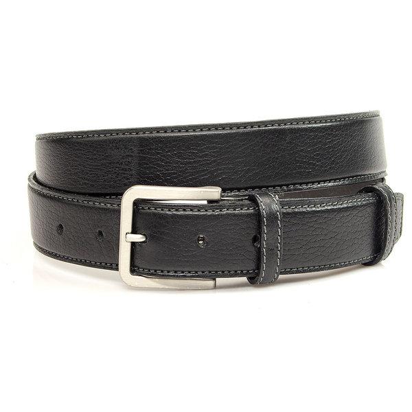 JV Belts Zwarte heren broek riem