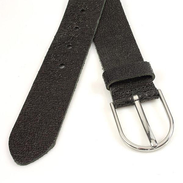 Thimbly Belts Damesceintuur geprent zwart