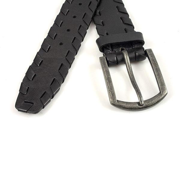 Thimbly Belts Stoere jeansriem 5cm