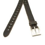 Thimbly Belts Damesceintuur zwart crackle