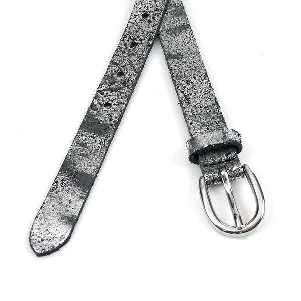 Thimbly Belts Damesceintuur zilver