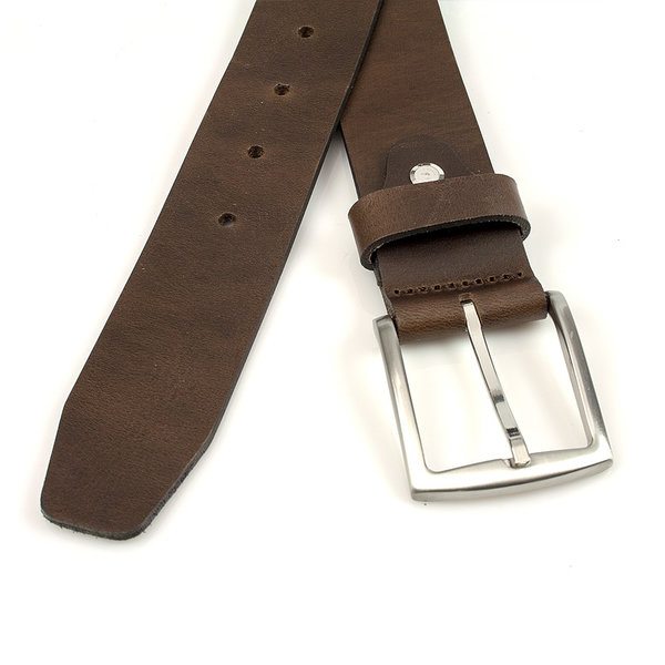 Thimbly Belts Nette jeans riem bruin