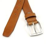 Thimbly Belts Cognac kleurige pantalon riem