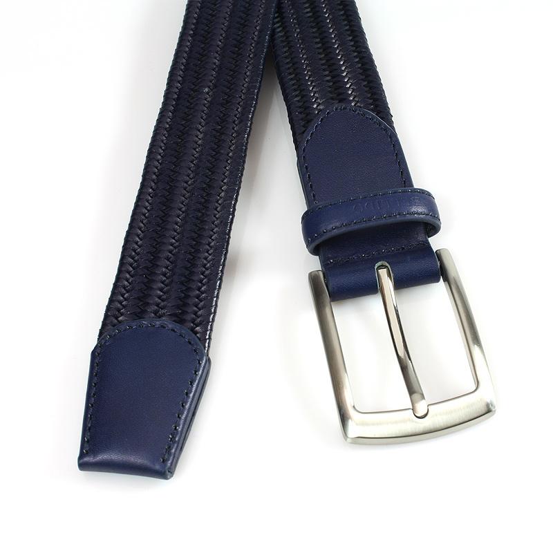 Miguel Bellido Sport Blauwe  elastische heren  riem