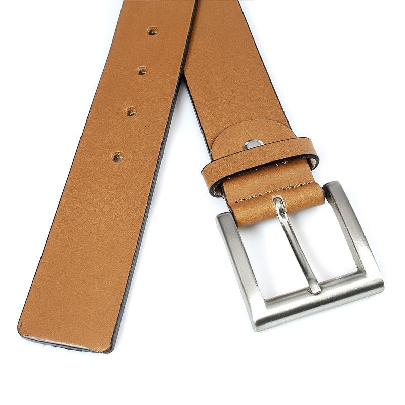 JV Belts Jeans riem camel