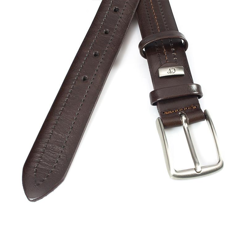 JV Belts Vrijetijdsriem heren bruin