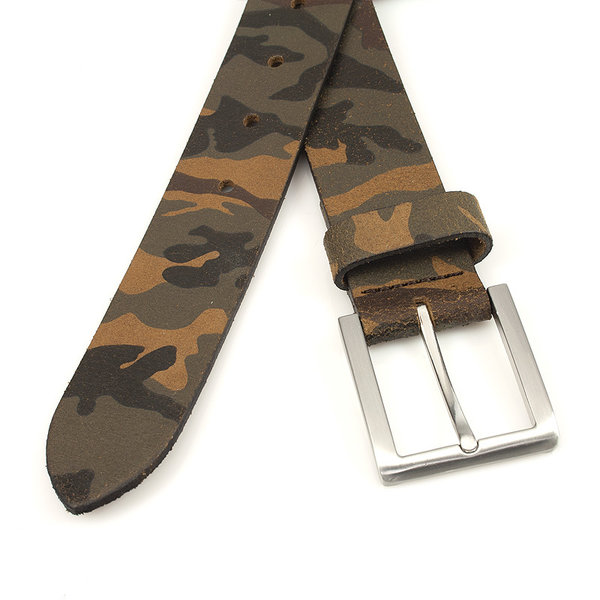 Thimbly Belts Unisex riem army look
