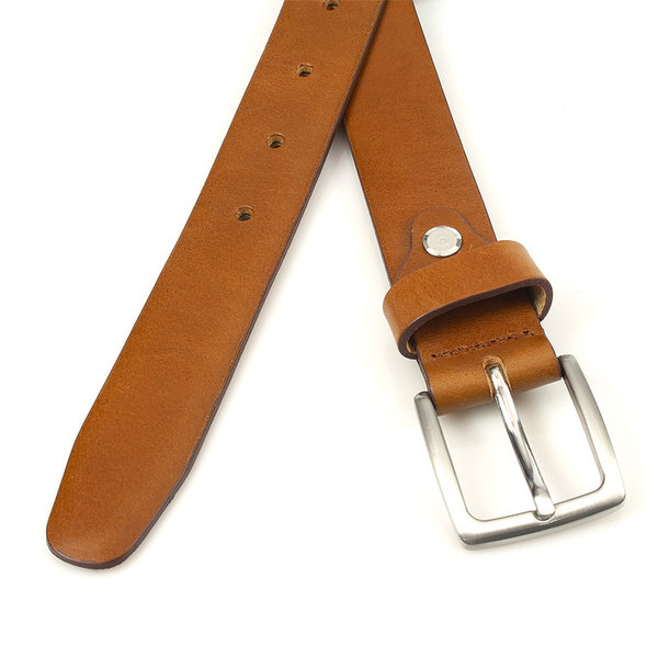 Thimbly Belts Pantalonriem cognac