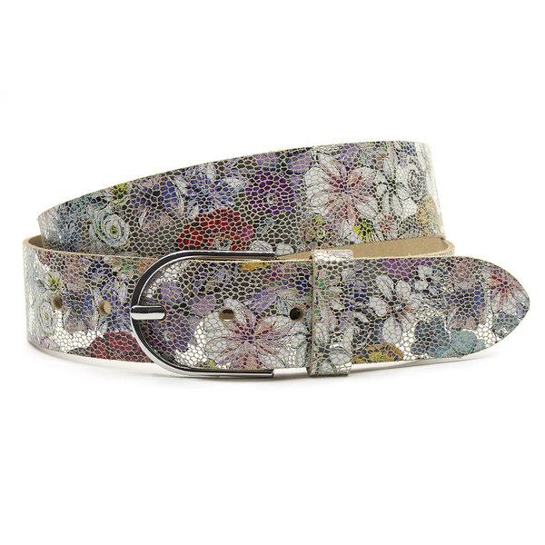 Thimbly Belts Damesceintuur met bloemmotieven