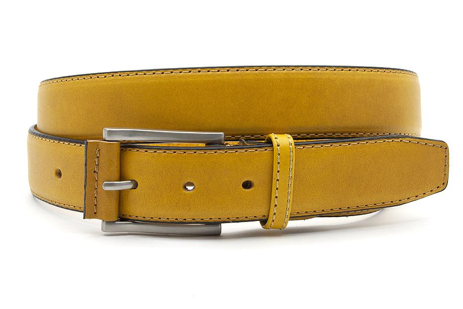 JV Belts Kerrie gele broekriem