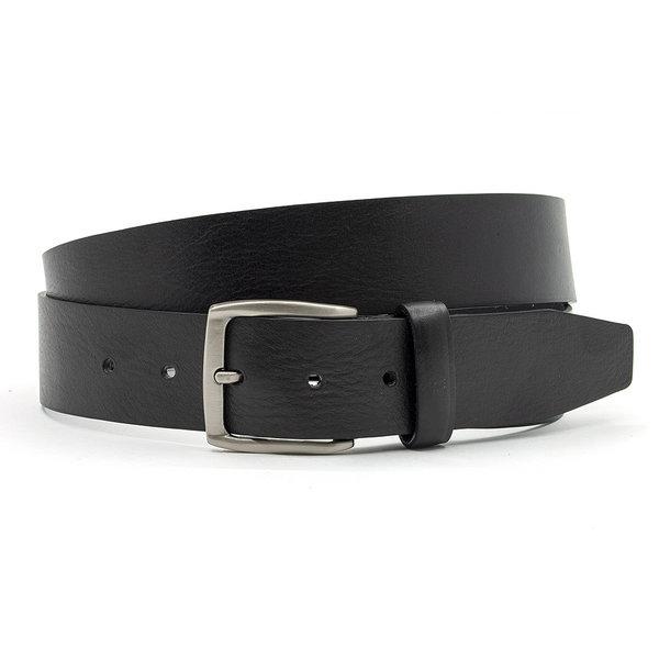 JV Belts Zwarte jeans heren riem