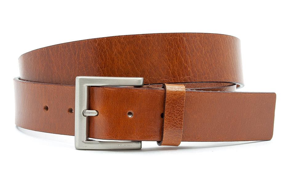 JV Belts Jeans riem cognac
