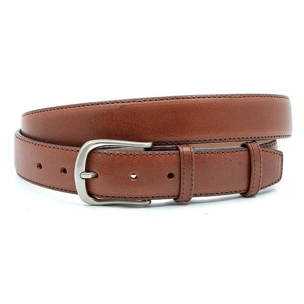 JV Belts Mooie rood bruine  pantalonriem