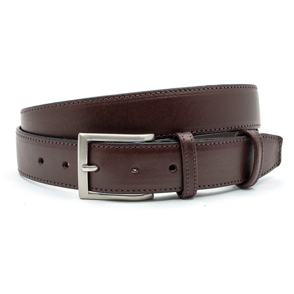 JV Belts Mooie bruine pantalonriem