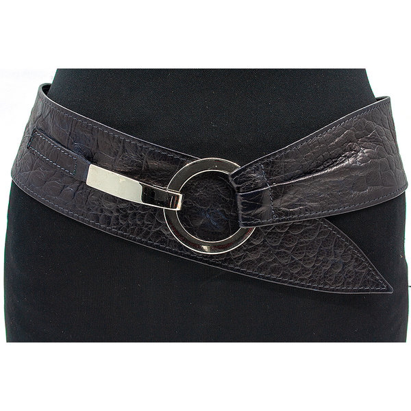 Thimbly Belts Afhang ceintuur zwart