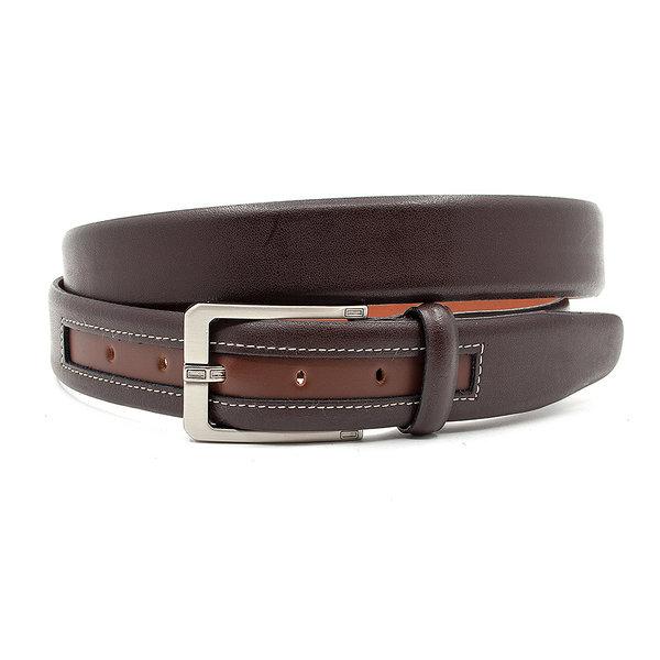 JV Belts Bruine heren riem