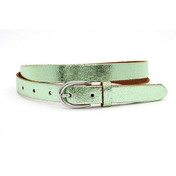 Thimbly Belts Damesceintuur groen