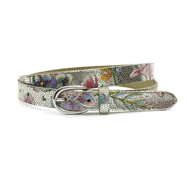 Thimbly Belts Damesceintuur met bloemenmotief
