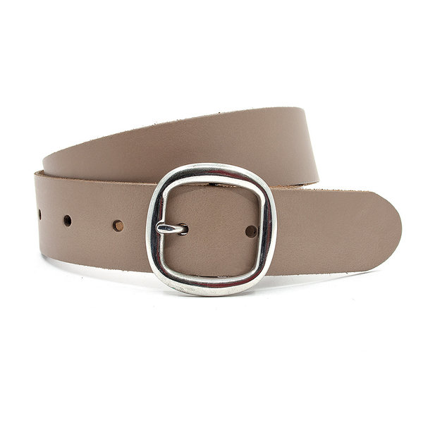 Thimbly Belts Zandkleurige damesceintuur