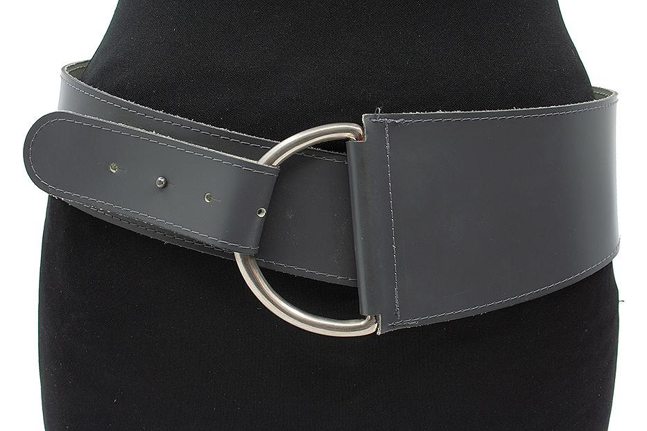 Thimbly Belts Afhang ceintuur grijs