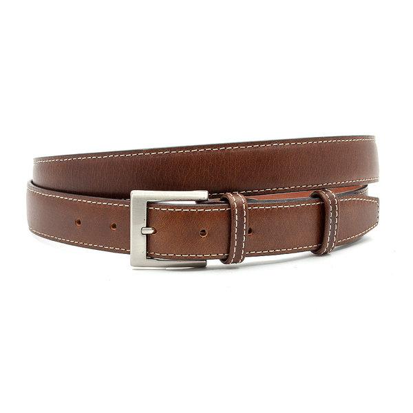 JV Belts Bruine  heren pantalonriem