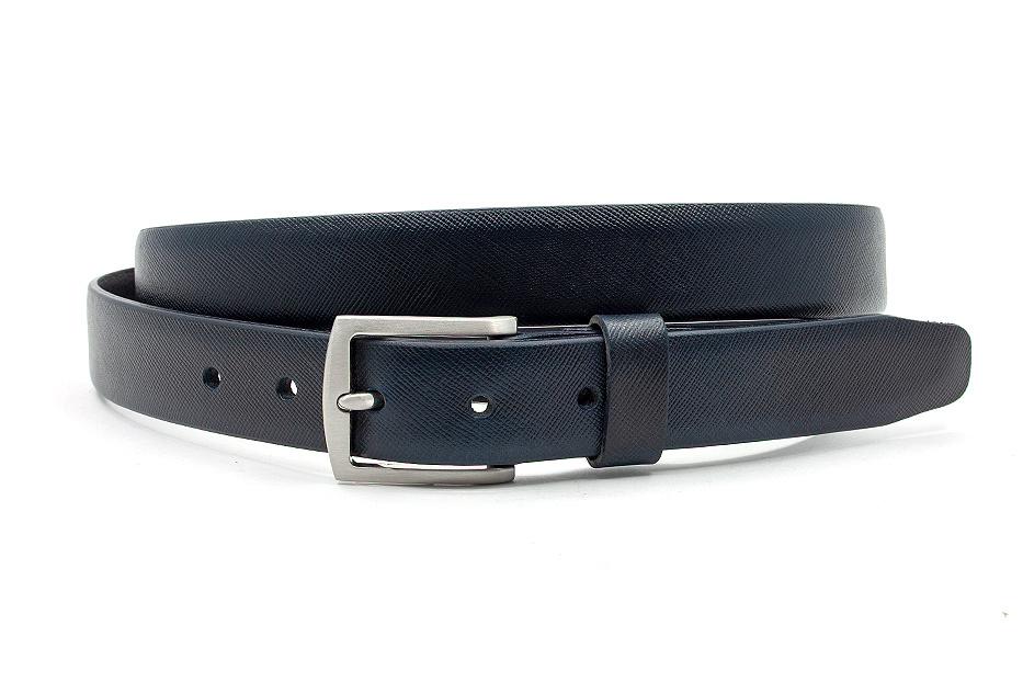 Thimbly Belts Donkerblauwe pantalon riem