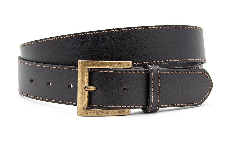 JV Belts Nette bruine jeans riem