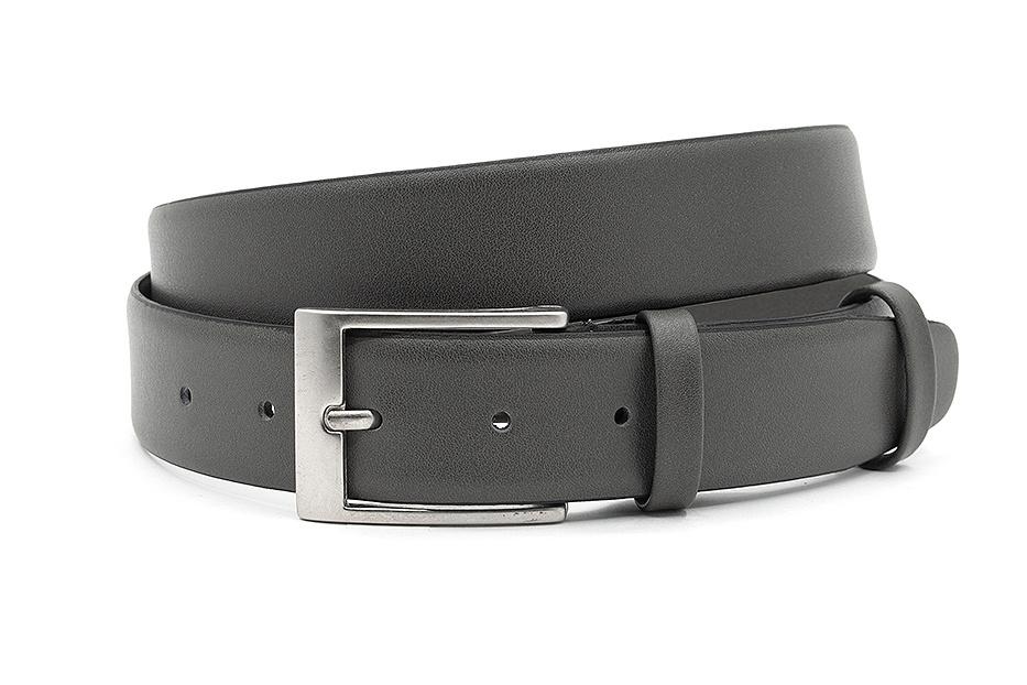 JV Belts Grijze pantalon ceintuur