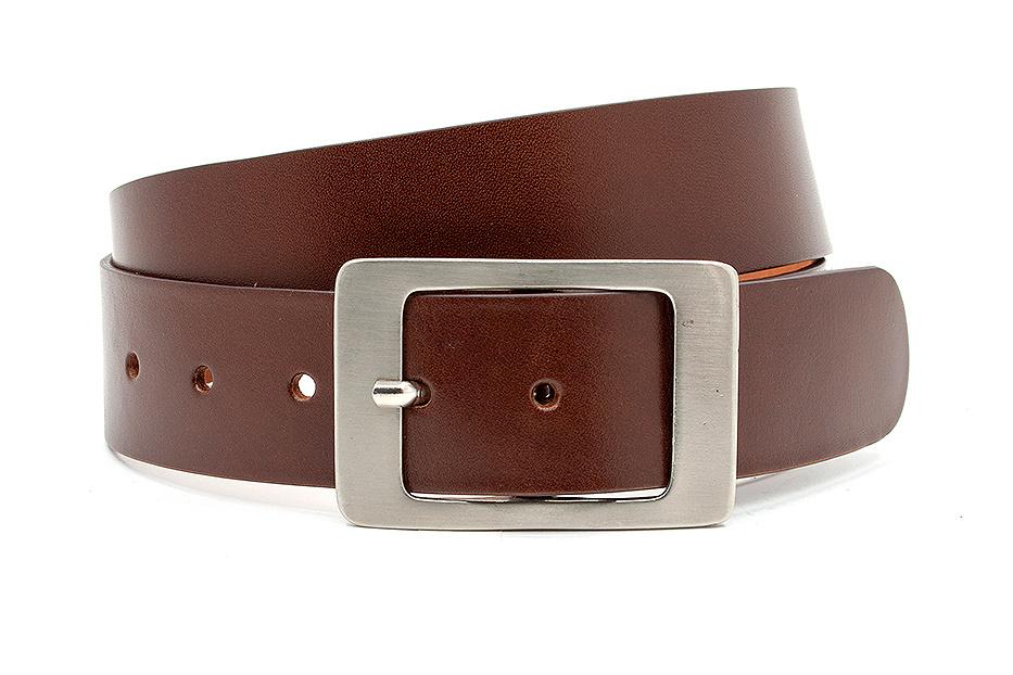 JV Belts Rood bruine damesriem