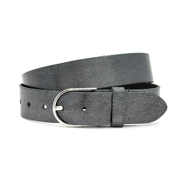 Thimbly Belts Damesceintuur pewter