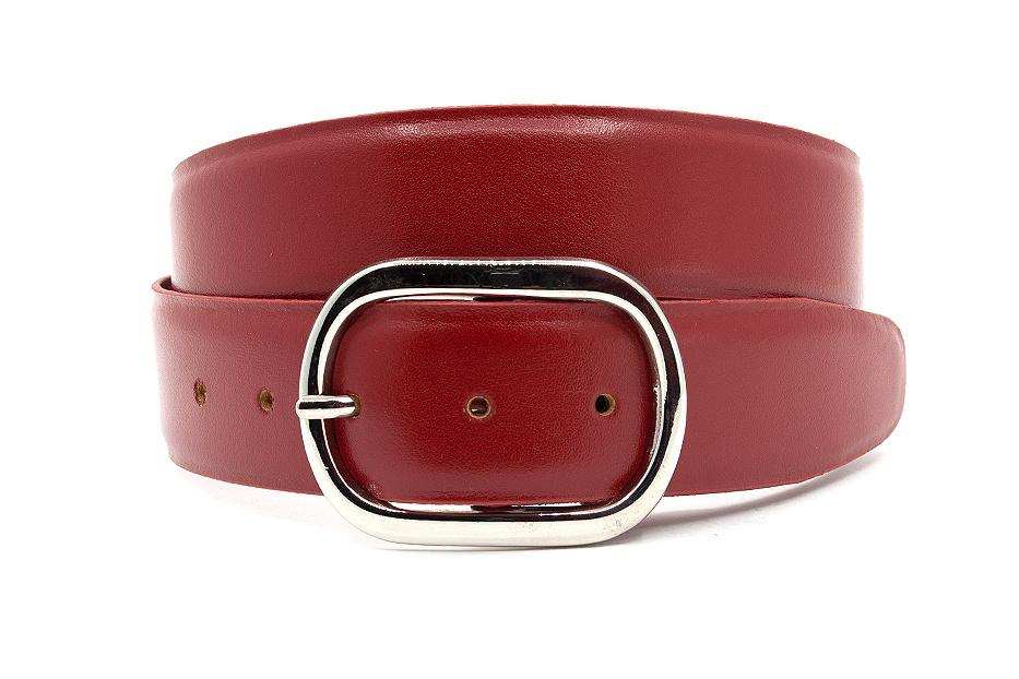 JV Belts Damesceintuur rood
