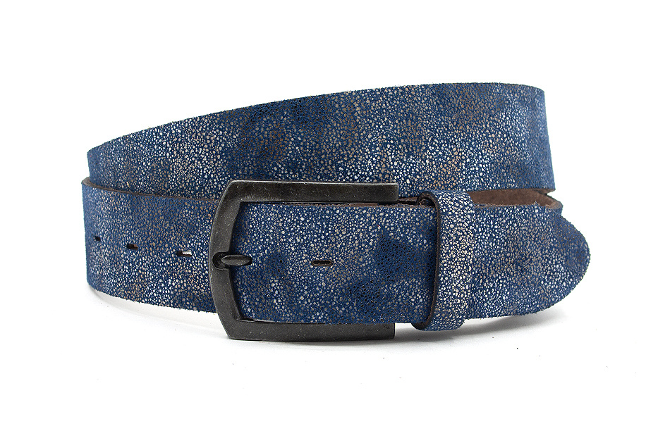 Thimbly Belts Jeans riem blauw
