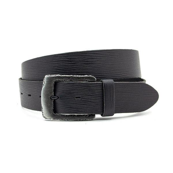Thimbly Belts Dames jeans riem zwart
