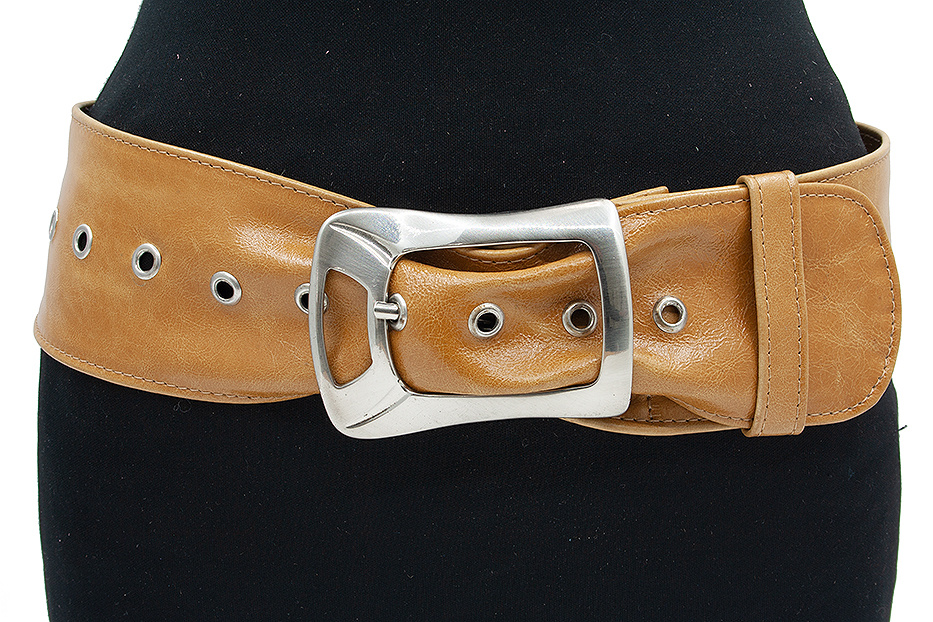 Thimbly Belts Taille/heupceintuur okergeel